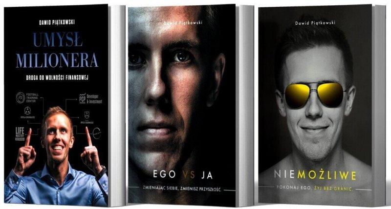 Umysł milionera, Ego vs ja, Niemożliwe Pokonaj ego Żyj bez granic