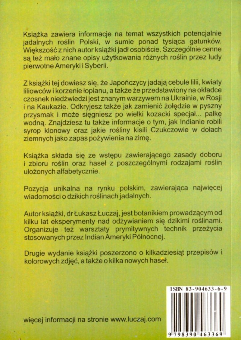 Dzikie Rośliny Jadalne Polski. Przewodnik Survivalowy.