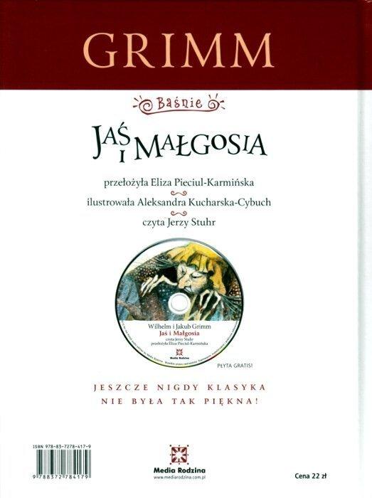 Jaś i Małgosia + Audiobook