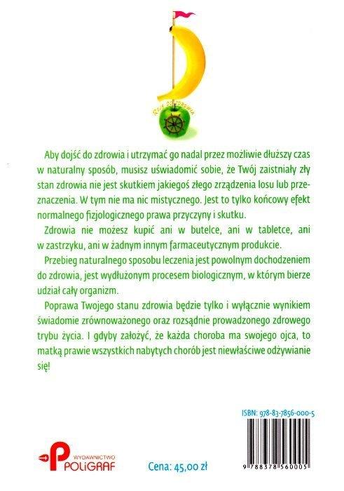 Żywy pokarm Twoim kluczem do zdrowia