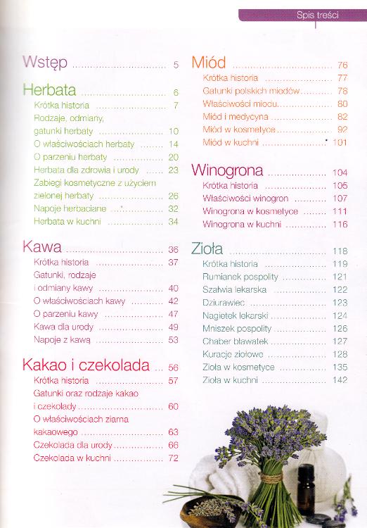 Zdrowie i uroda z natury