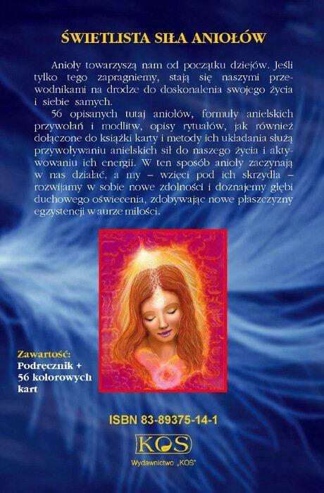 Świetlista Siła Aniołów +karty