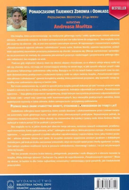 Ponadczasowe Tajemnice Zdrowia i Odmładzania tom 1