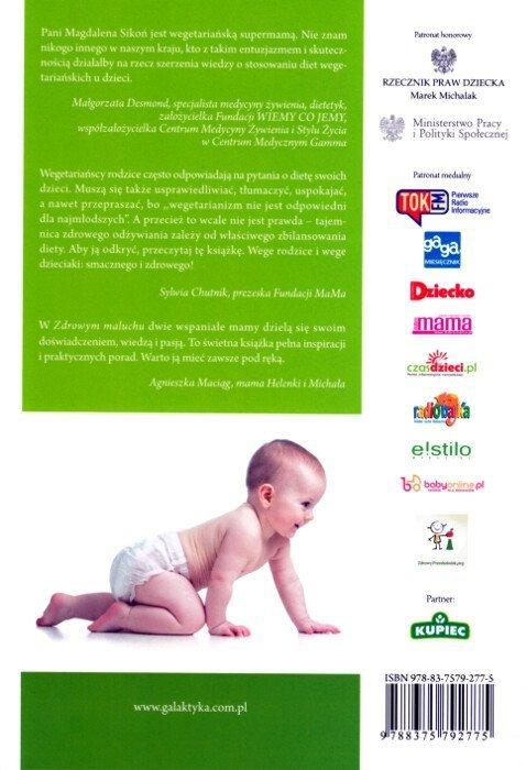 Zdrowy maluch poradnik żywieniowy dla rodziców