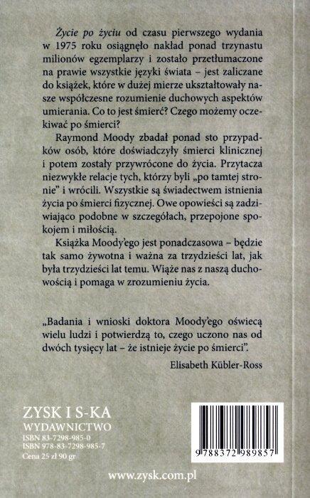 Życie Po Życiu Raymond A. Moody