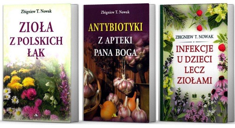Antybiotyki Z Apteki Pana Boga Zioła z polskich łąk Zioła dla zdrowia dzieci
