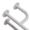 Stützgriff für barrierefreies Bad rechts montierbar 60 cm ⌀ 25 mm