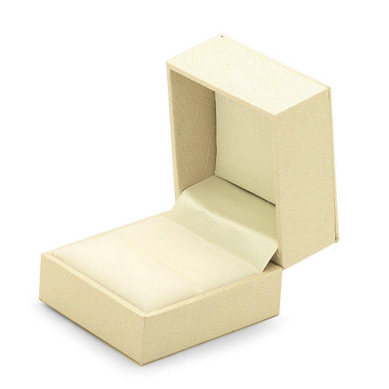 Pierścionek ze złotymi diamentowanymi kuleczkami 585 na gumce | SODALIT