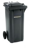 Pojemnik na odpady 120l SSI-Schaefer Czerwony