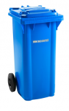 Pojemnik na odpady 120l SSI-Schaefer Papier