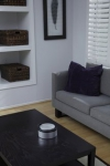 Bezdotykowy Kosz na biurko 2 L, Okrągły