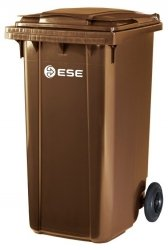 Pojemnik na odpady MGB 240l ESE - różne kolory