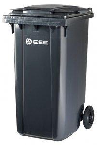 Pojemnik na odpady MGB 240l ESE (czarny)