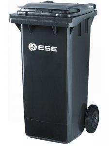 Pojemnik na odpady MGB 120l ESE (czarny)
