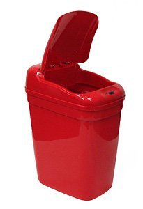 Bezdotykowy Kosz na śmieci 33L - MED