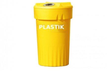 EKO KAN Pojemniki do segregacji odpadów (PLASTIK)
