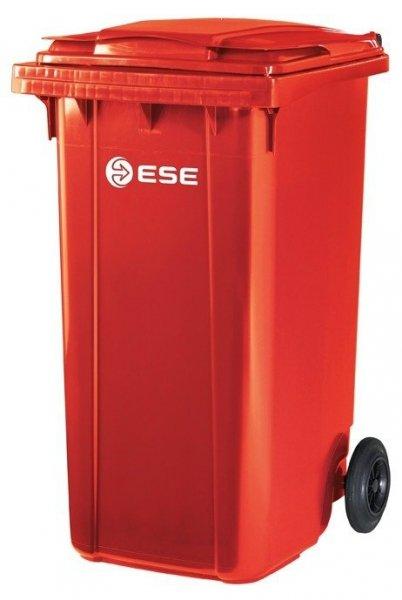 Pojemnik na odpady MGB 240 (czerwony)