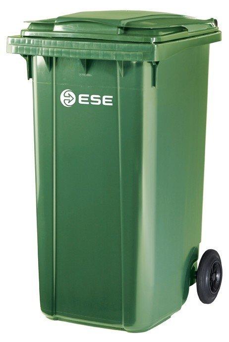 Pojemnik na odpady MGB 240l (żółty)