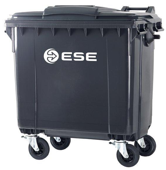 Pojemnik do segregacji MGB 1100l ESE Plastik/Metale