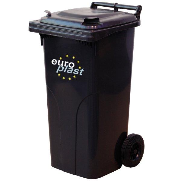 Pojemnik na odpady MGB 120l EUROPLAST Niebieski