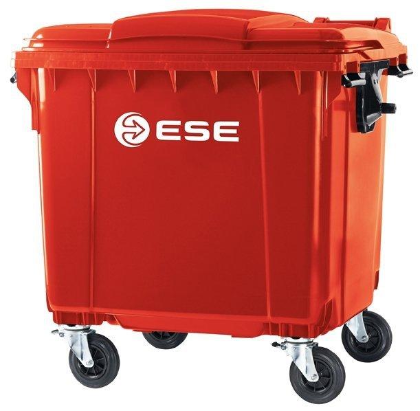 Pojemnik na odpady bytowe MGB 1100 FL