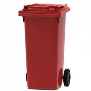 Pojemnik na odpady MGB 120l ESE (czerwony)
