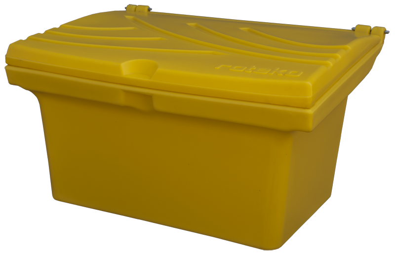 MEGA PROMOCJA! Pojemnik na piasek i sól (80l / 120kg)