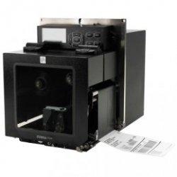 Zebra ZE500-4, 12 punktów / mm (300 dpi), ZPLII, multi-IF, serwer druku (ethernet) Wersja prawa
