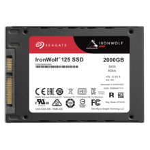Seagate IronWolf 125 SSD 2TB ZA2000NM1A002