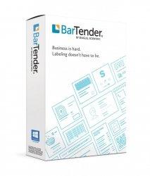 Seagull BarTender 2021 Starter z licencją na 2 drukarki