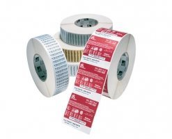 Intermec Duratherm II Paper, label roll, thermal paper, 38,1x25,4mm, yellow