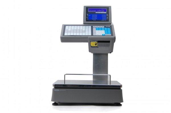 CAS CL5500D z legalizacją, z wysięgnikiem, (15kg)