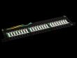 Patch panel OPTIMUM UTP kat.6 24 porty LSA 0.5U