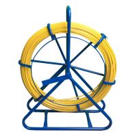 Stalka/ Włókno do przeciągania kabli 6,0mm/150m + Stojak