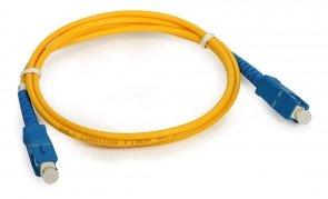 Patch cord SC/UPC-SC/UPC simplex SM 2.0m