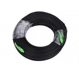 Patch cord SC/APC-SC/APC simplex SM drop 150m zewnętrzy