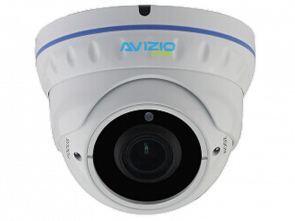 Kamera IP cocon, 4 Mpx, IK10, 2.8-12mm AVIZIO BASIC