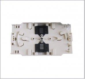 Kaseta światłowodowa, tacka spawów na 12/24 spawy T-Line