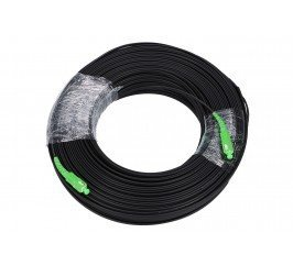 Patch cord SC/APC-SC/APC simplex SM 200m zewnętrzy