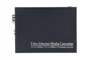 MEDIA KONWERTER 1X SFP 1X RJ45 10/100/1000M GIGABIT zamiennik MC220L
