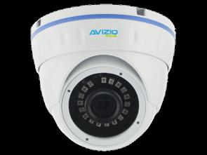 Kamera IP mini cocon, 2 Mpx, IK10, 3.6mm AVIZIO BASIC