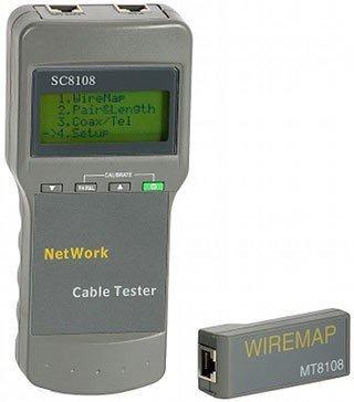 Tester kabla SC-8108