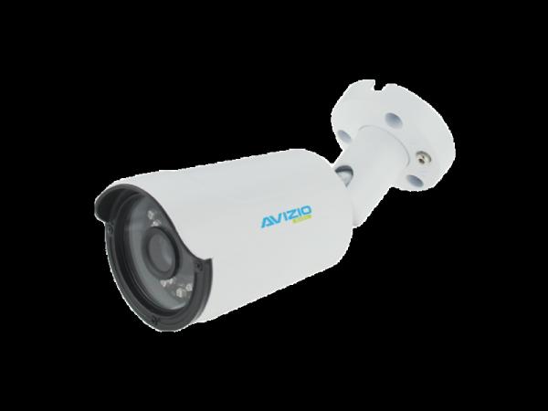 Kamera IP mini tubowa, 4 Mpx, 3.6mm  AVIZIO BASIC