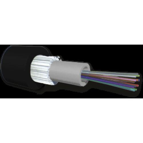 Kabel światłowodowy UNIWERSALNY SM 24J 9/125 LSOH