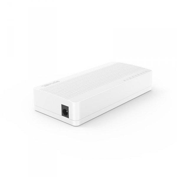 Switch S108 8 portów RJ45 10/100 Mbps