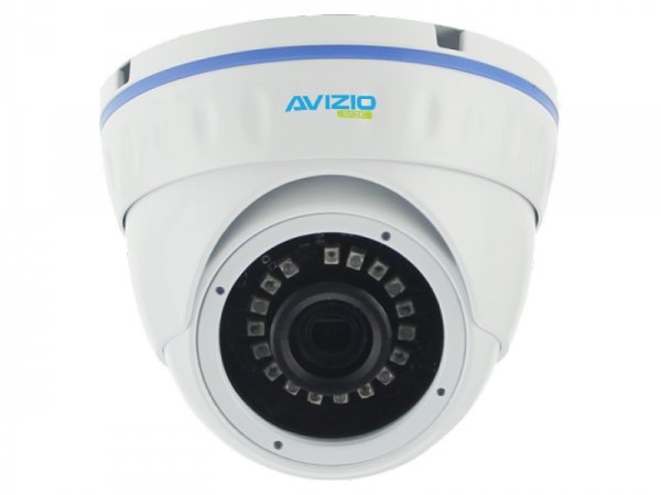 Kamera AHD cocon, 3 Mpx, IK10, 2.8-12mm AVIZIO BASIC