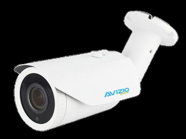 Kamera IP tubowa, 2 Mpx, 2.8-12mm AVIZIO BASIC