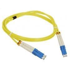 Patch cord LC/UPC-LC/UPC duplex SM 2m