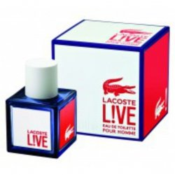 Lacoste L!VE LiVE EdT 40 ml