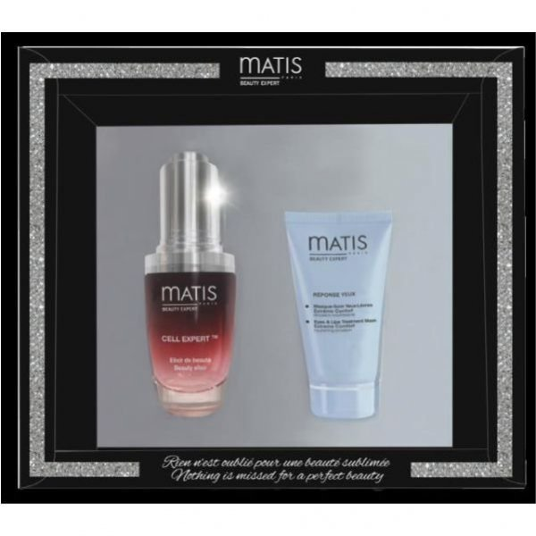 Matis CELL EXPERT i Reponse Yeux zestaw + torba